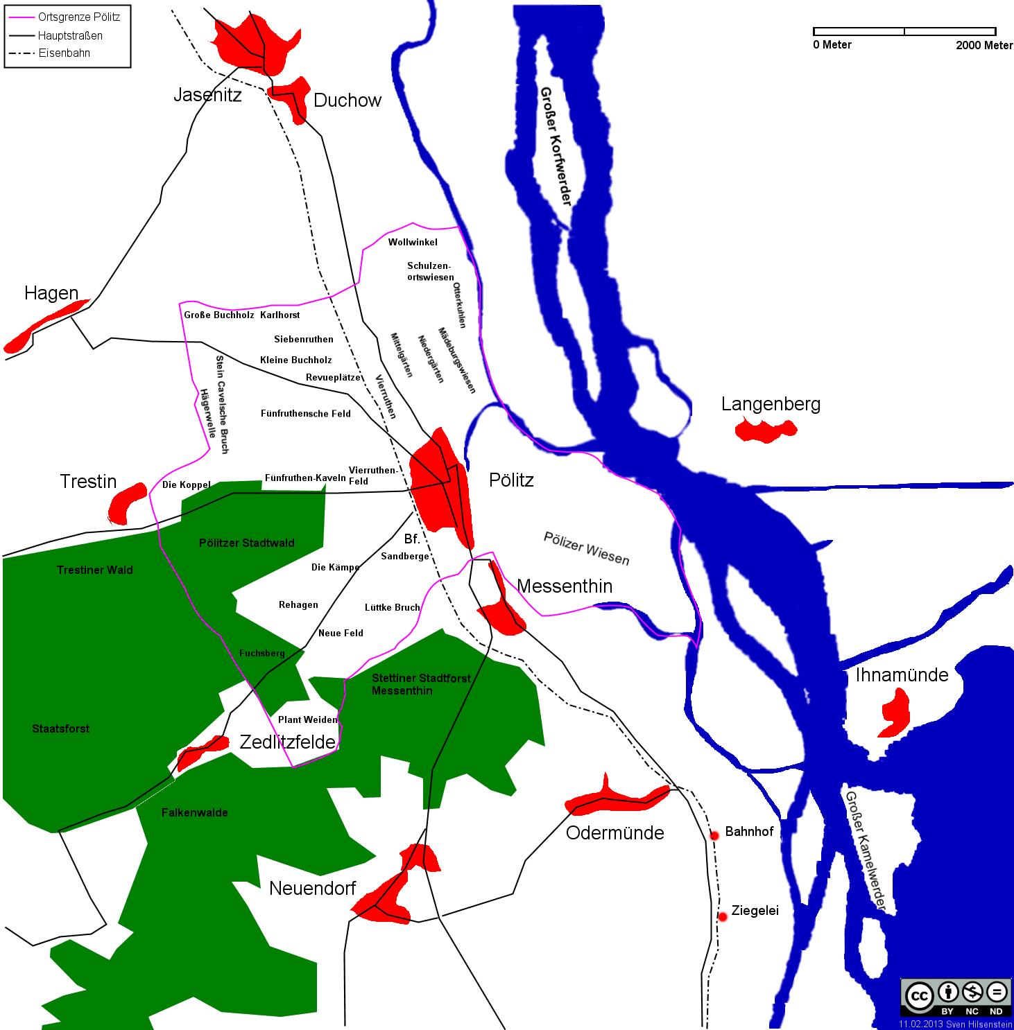 Pommern Karte Vor 1945.Materialien Aus Dem Kreis Randow Pommerscher Greif E V Verein Für